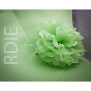 Papier de soie vert achat vente papier de soie vert - Papier de soie pas cher ...