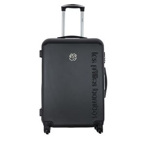 VALISE - BAGAGE Valise rigide Amy 76cm BLACK