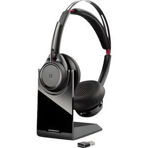 CASQUE - ÉCOUTEUR AUDIO Plantronics Voyager Focus UC B825 - Casque-micro s
