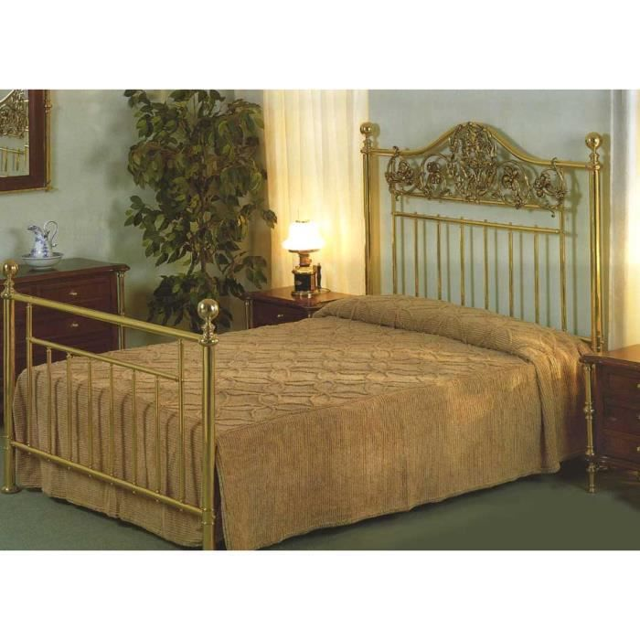 lits en laiton et t tes de lit mod le le mans lit couleurs choisir pour matelas de. Black Bedroom Furniture Sets. Home Design Ideas