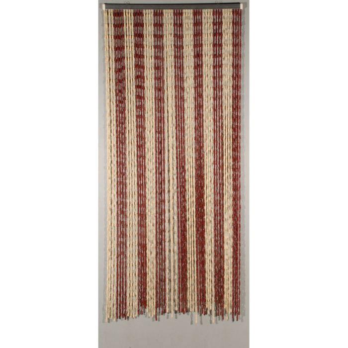 rideaux de porte d coratif knots achat vente rideaux de porte d coratif cdiscount. Black Bedroom Furniture Sets. Home Design Ideas