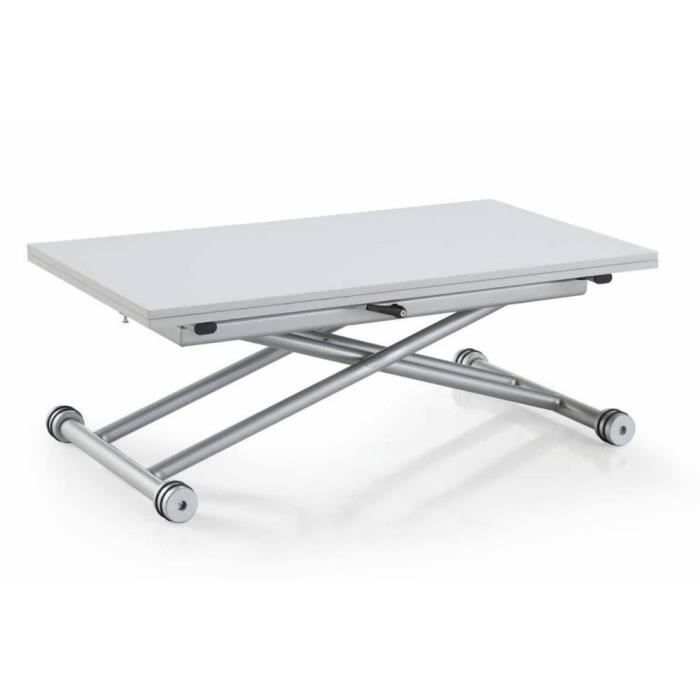 Table relevable extensible achat vente table relevable extensible pas che - Cdiscount table extensible ...