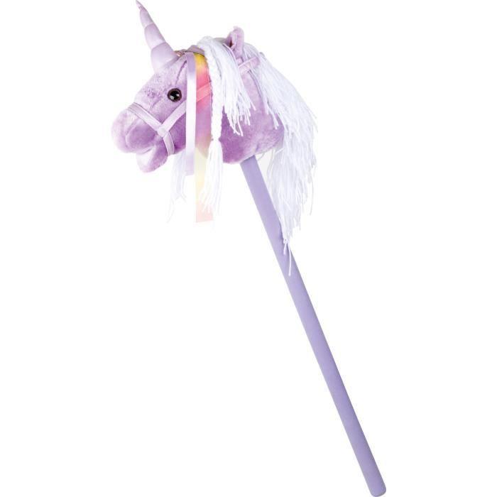 cheval b ton licorne violette achat vente jouet tirer soldes cdiscount. Black Bedroom Furniture Sets. Home Design Ideas