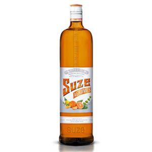 Apéritif à base de vin Suze Agrumes  1 Litre
