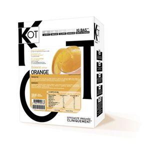 GOÛTER MINCEUR Boisson arôme orange 7 sachets de 21g