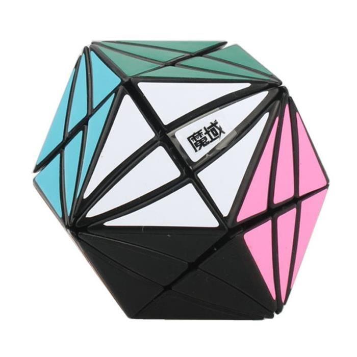 rubiks cube dod ca dre devil 39 s eyes noir alien cube achat vente jeu magie cdiscount. Black Bedroom Furniture Sets. Home Design Ideas