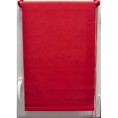 store enrouleur tamisant 60x180 cm rouge achat vente store de fen tre toile 100 polyester. Black Bedroom Furniture Sets. Home Design Ideas