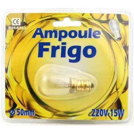 ampoule pour frigo frigidaire e14 15watts achat vente ampoule led cdiscount. Black Bedroom Furniture Sets. Home Design Ideas