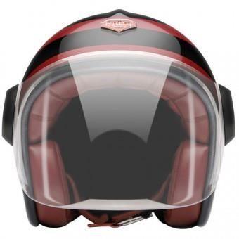 casque ruby bordeau et noir taille xl achat vente casque moto scooter casque ruby bordeau et. Black Bedroom Furniture Sets. Home Design Ideas