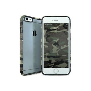 I PAINT Coque iPhone 6 6S Camoufflage