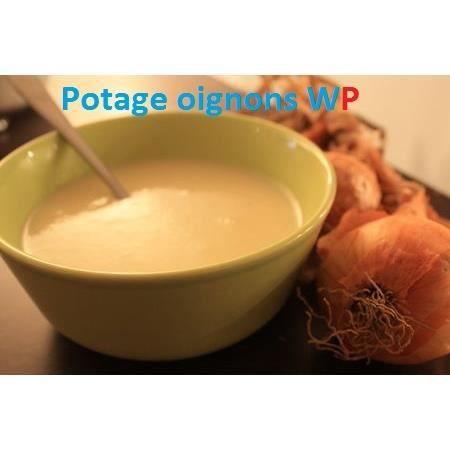 SUBSTITUT DE REPAS potage hyperprotéiné boeuf oignons