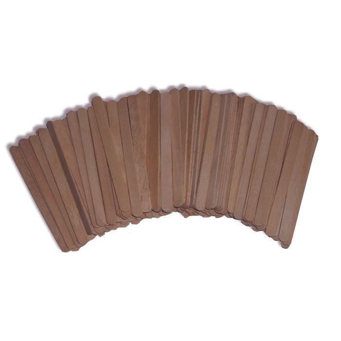 150 spatules bois pour application de la cire s achat vente bande spatule cire 150. Black Bedroom Furniture Sets. Home Design Ideas