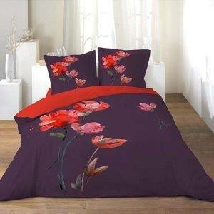 Linge de lit parure de drap ligne decor parure de achat for Ligne decor