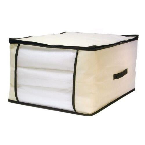 Housse de rangement pour couettes ou couverture achat for Housse couverture