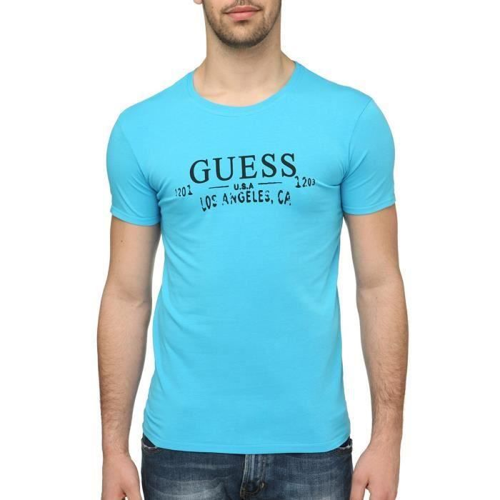 autumn shoes classic style large discount t shirt guess homme