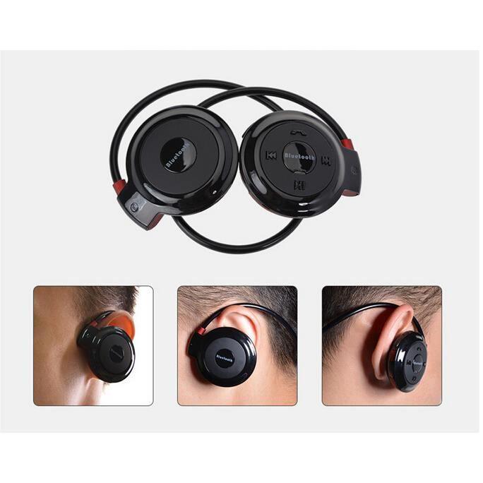 mini 503 casque audio avec carte micro sd cou casque couteur audio avis et prix pas. Black Bedroom Furniture Sets. Home Design Ideas