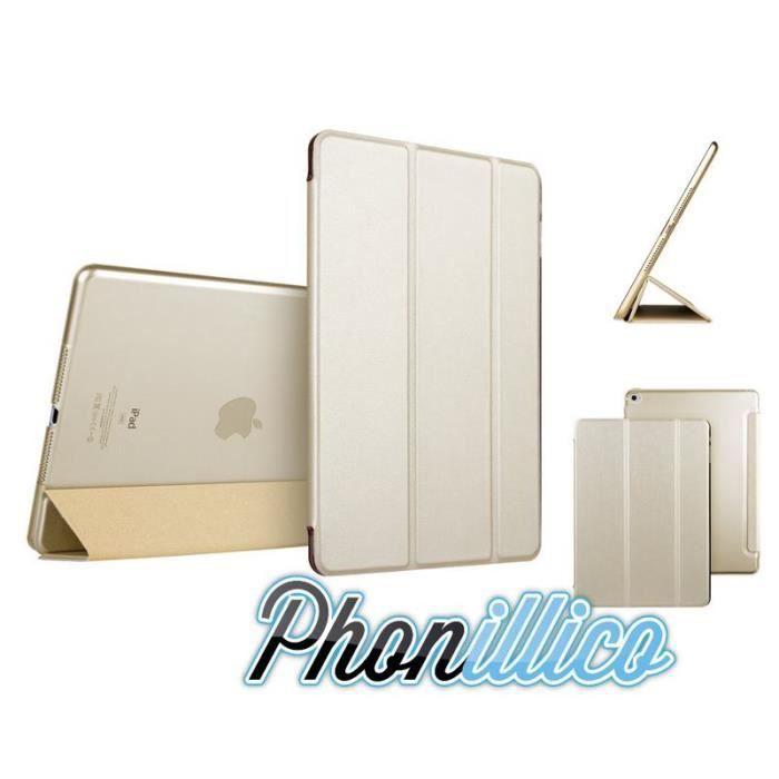 coque apple ipad air 2 or flip cover housse achat coque bumper pas cher avis et meilleur. Black Bedroom Furniture Sets. Home Design Ideas