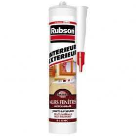 mastic ma onnerie acrylique blanc 310 ml achat. Black Bedroom Furniture Sets. Home Design Ideas