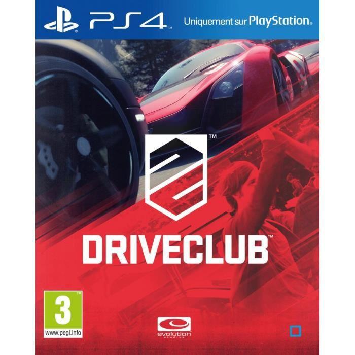 jeux pc video console ps drive club jeu f  son