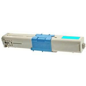 OKI Cartouche toner 44973535 - Compatible C301/C302 - Cyan - Capacité standard 1.500 pages