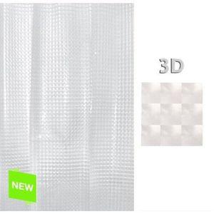 Rideau douche hauteur 180 cm achat vente rideau douche hauteur 180 cm pas cher cdiscount - Rideau de douche 180x180 ...