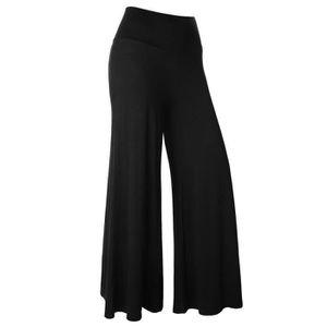 pantalon noir femme chic achat vente pantalon noir femme chic pas cher cdiscount. Black Bedroom Furniture Sets. Home Design Ideas