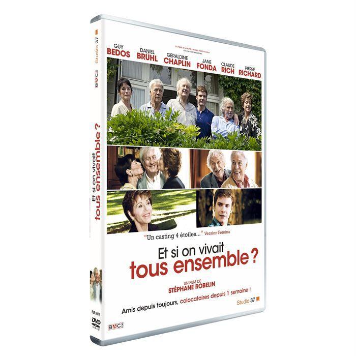 DVD FILM DVD Et si on vivait tous ensemble?