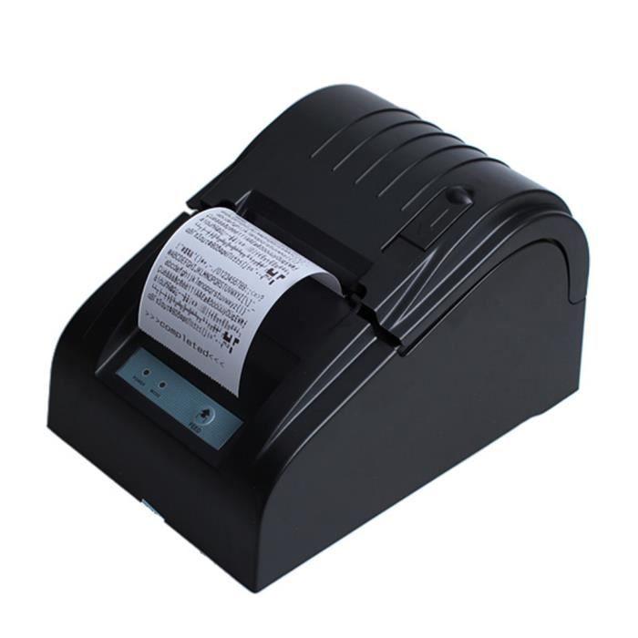 floureon imprimante thermique ticket 58mm pos esc mini. Black Bedroom Furniture Sets. Home Design Ideas