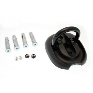 anneau d ancrage fixation mur ou sol neuf 440235 achat. Black Bedroom Furniture Sets. Home Design Ideas
