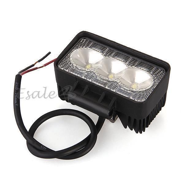 9w 3 led haute puissance bande projecteur lampe achat vente ampoule tableau bord 9w 3 led. Black Bedroom Furniture Sets. Home Design Ideas
