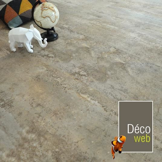 dalle sol pvc clipsable click 5g b ton beige achat vente sols pvc plinthe pvc soldes. Black Bedroom Furniture Sets. Home Design Ideas