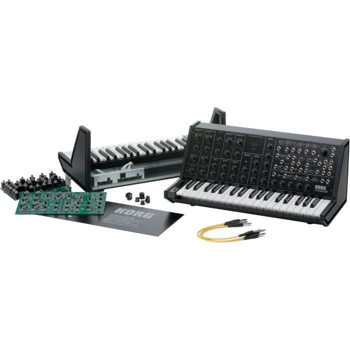 claviers synthetiseurs ms20 kit korg pas cher achat. Black Bedroom Furniture Sets. Home Design Ideas