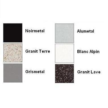Evier sous plan luisina variation granit terre achat vente robinetterie - Evier sous plan granit ...