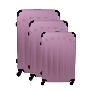 valise rigide avec serrure achat vente valise rigide avec serrure pas cher soldes cdiscount. Black Bedroom Furniture Sets. Home Design Ideas