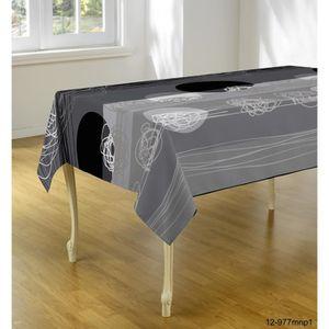 nappe de table zen achat vente nappe de table zen pas. Black Bedroom Furniture Sets. Home Design Ideas