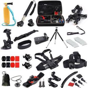 PACK ACCESSOIRES PHOTO 32en1 Accessoires Kits Pour Gopro Hero 1 2 3 4 SJC