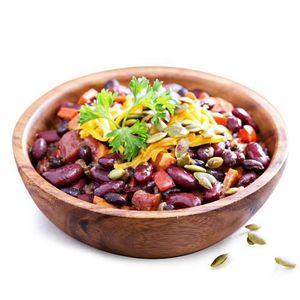 SUBSTITUT DE REPAS Minceur D - Chili végétarien - Plat cuisiné Sans G