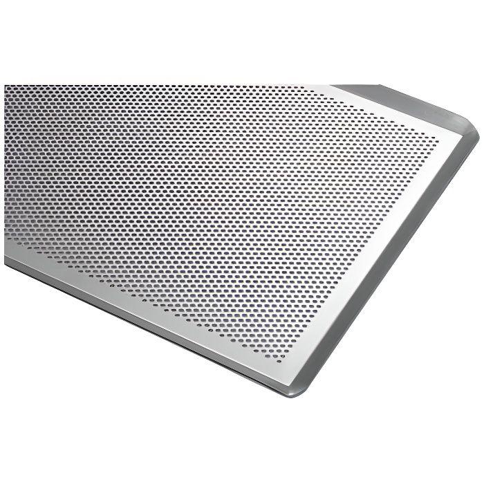 plaque de cuisson perfor e aluminium 40x30c achat vente plat pour four plaque de cuisson. Black Bedroom Furniture Sets. Home Design Ideas