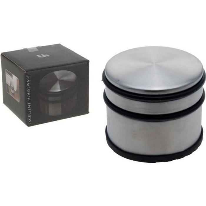 butoir porte acier inoxydable achat vente but e cale. Black Bedroom Furniture Sets. Home Design Ideas