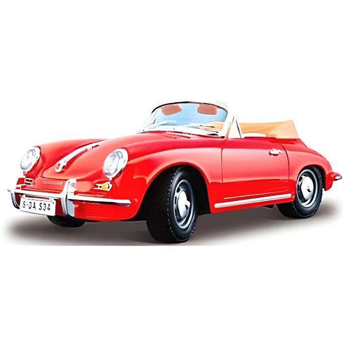 mod le r duit porsche 356 b cabriolet 1961 achat vente voiture construire cdiscount. Black Bedroom Furniture Sets. Home Design Ideas