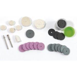 maison bricolage outillage  accessoires pour mini meuleuse type dremel f rib