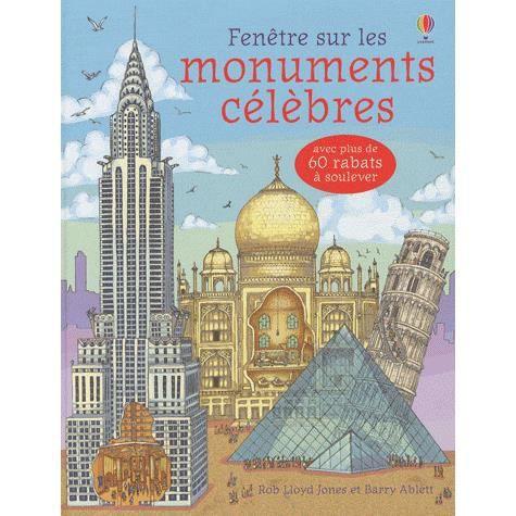 Fen tre sur les monuments c l bres achat vente livre for Mondial fenetre avis