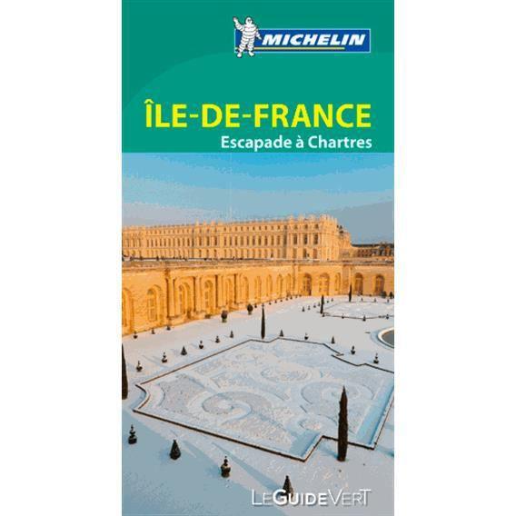 Ile de france achat vente livre michelin michelin for Achat maison ile de france pas cher