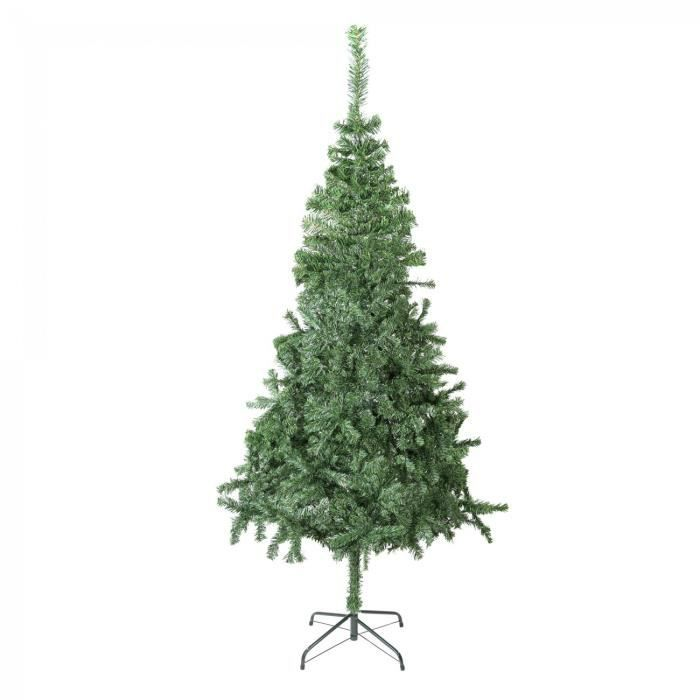 arbre de noel artificiel 210 cm achat vente sapin arbre de no l cdiscount. Black Bedroom Furniture Sets. Home Design Ideas