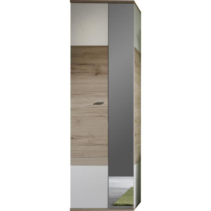 Armoire vestiaire 2 portes coloirs ch ne san remo et - Armoire vestiaire metal 2 portes ...