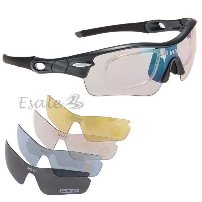 lunettes de soleil protection verre rechange pour sport moto v lo ski achat vente lunettes. Black Bedroom Furniture Sets. Home Design Ideas