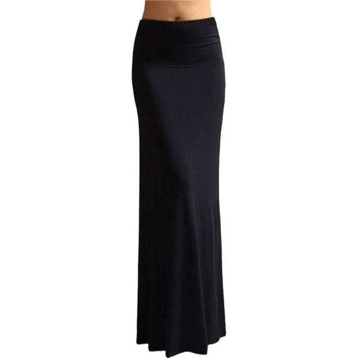 jupes longues femme pas cher. Black Bedroom Furniture Sets. Home Design Ideas
