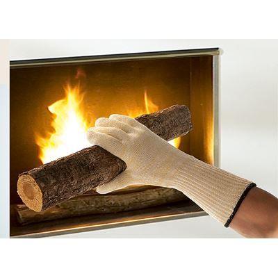 gant anti chaleur long achat vente gants de cuisine coton cdiscount. Black Bedroom Furniture Sets. Home Design Ideas