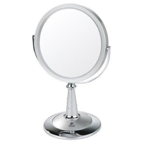 Danielle miroir sur pied avec finition uv et for Miroir danielle