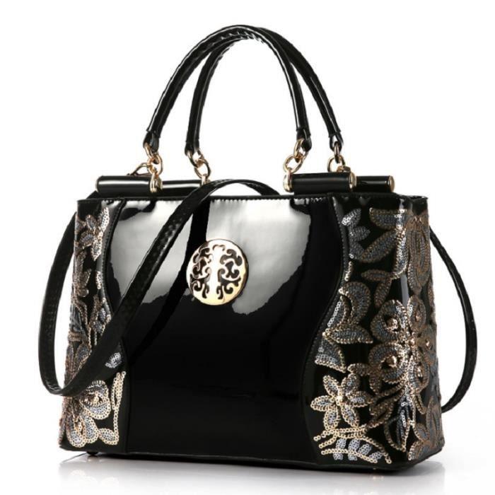 Nouveauté Sac à Main Femme : Nouveau en cuir sac ? main femme de marque fashion